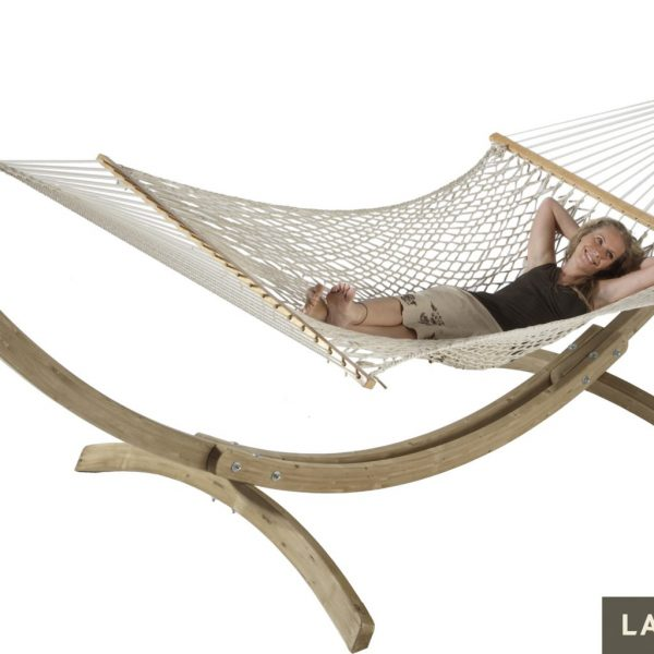 Virginia king size spreader bar hammock