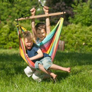 Iri Rainbow hammock chair
