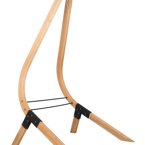 Hammock stand chair wood