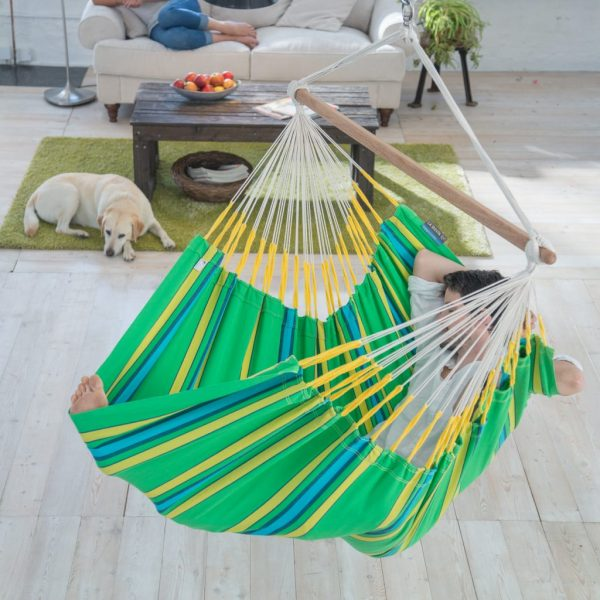 Longer hammock chair Currambera Kiwi