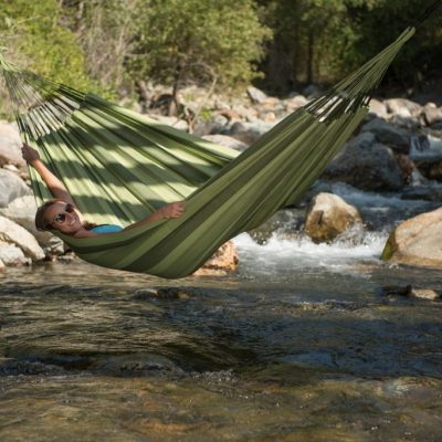 DOUBLE HAMMOCK AVENTURA FOREST