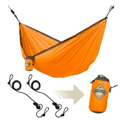 Travel hammock Colibri Orange