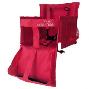 CAMEL KIDZ REMOVABLE SEAT RED