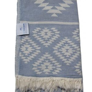 MYCOCOON BEACH, HAMMAM, TURKISH TOWEL - BLANKET MADEIRA