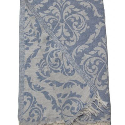 MyCocoon Turkish towel Mallorca blue/white