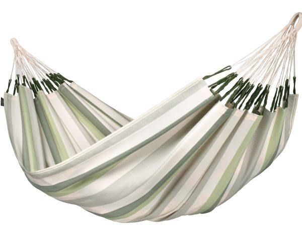 Outdoor double hammock Brisa Cedar