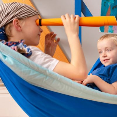 Kids Hammock with suspension Moki Dolphy