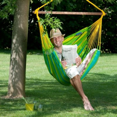 Hammock chair Sonrisa Lime