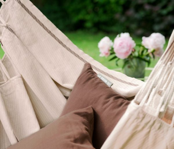 Organic Cotton Hammock Pillow Arabica