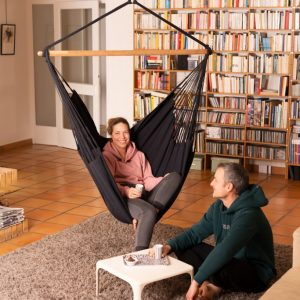 Hammock chair Habana Onyx